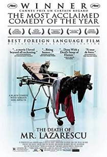 Picture of a movie: The Death Of Mr. Lazarescu
