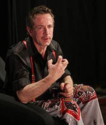 Picture of an author: Clive Barker
