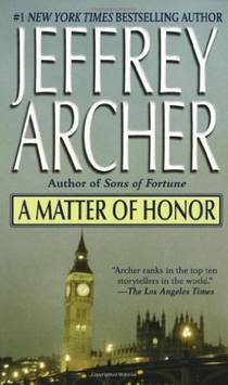 Picture of a book: A Matter Of Honor