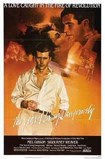 Picture of a movie: The Year Of Living Dangerously