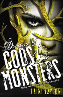 Picture of a book: Dreams Of Gods And Monsters