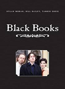 Picture of a TV show: Black Books