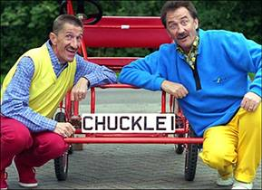 Picture of a TV show: Chucklevision