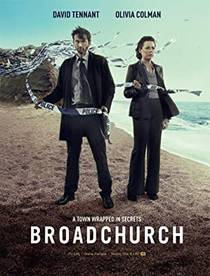 Picture of a TV show: Broadchurch