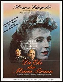 Picture of a movie: The Marriage Of Maria Braun