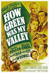 Picture of a movie: How Green Was My Valley