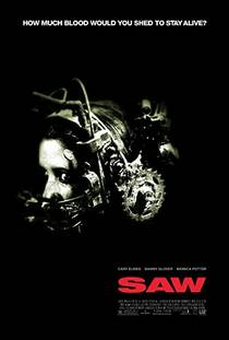Picture of a movie: Saw