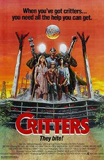 Picture of a movie: Critters