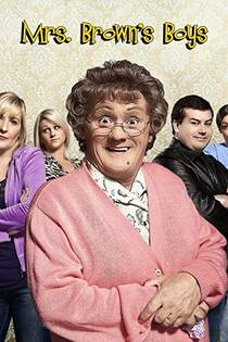 Picture of a TV show: Mrs. Brown's Boys