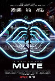Picture of a movie: Mute