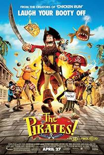 Picture of a movie: The Pirates! In An Adventure With Scientists!