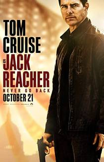Picture of a movie: Jack Reacher: Never Go Back