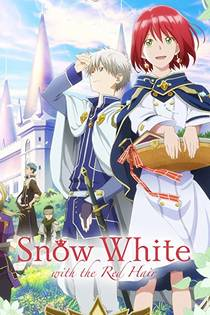 Picture of a TV show: Snow White With The Red Hair