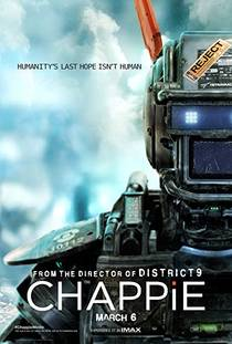 Picture of a movie: Chappie