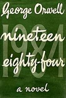 Picture of a book: Nineteen Eighty-Four