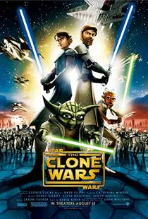 Picture of a movie: Star Wars: The Clone Wars