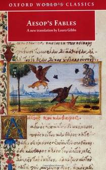 Picture of a book: Aesop's Fables