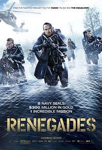 Picture of a movie: Renegades