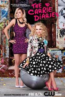 Picture of a TV show: The Carrie Diaries