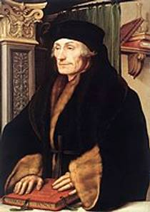 Picture of an author: Erasmus