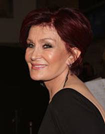Picture of an author: Sharon Osbourne