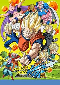 Picture of a TV show: Dragon Ball Z Kai