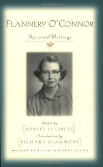 Picture of a book: Flannery O'Connor: Spiritual Writings