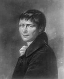 Picture of an author: Heinrich Von Kleist