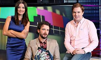 Picture of a TV show: Republic Of Telly