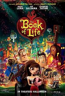 Picture of a movie: The Book Of Life