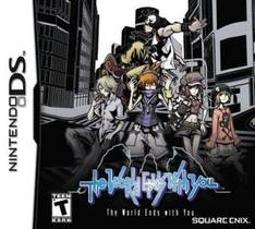 Picture of a game: The World Ends With You