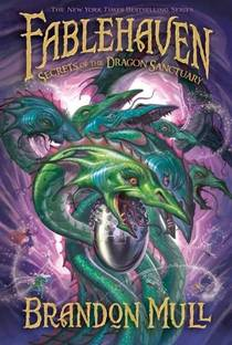 Picture of a book: Secrets Of The Dragon Sanctuary