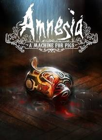 Picture of a game: Amnesia: A Machine For Pigs