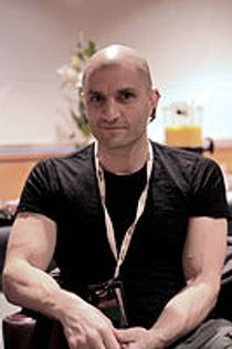 Picture of an author: China Miéville