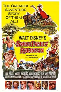 Picture of a movie: Swiss Family Robinson