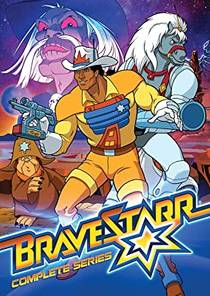 Picture of a TV show: Bravestarr