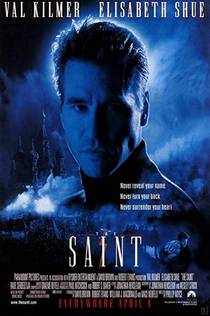 Picture of a movie: The Saint