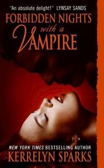 Picture of a book: Forbidden Nights with a Vampire
