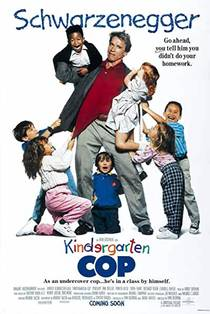 Picture of a movie: Kindergarten Cop