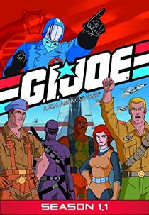 Picture of a TV show: G.I. Joe: A Real American Hero