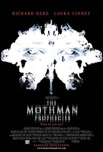 Picture of a movie: The Mothman Prophecies