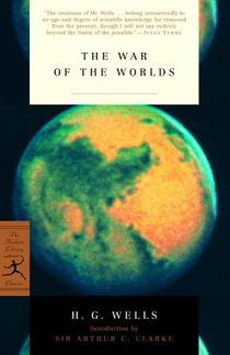 Picture of a book: The War Of The Worlds