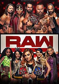 Picture of a TV show: Wwe Monday Night Raw