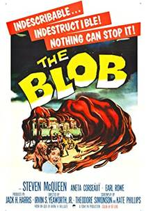 Picture of a movie: The Blob