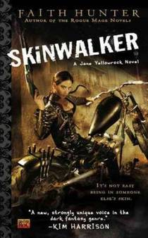 Picture of a book: Skinwalker