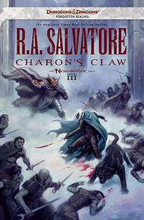 Picture of a book: Charon's Claw