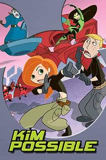 Picture of a TV show: Kim Possible