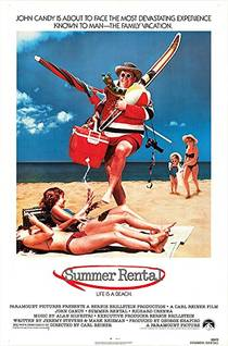 Picture of a movie: Summer Rental