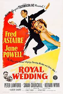 Picture of a movie: Royal Wedding