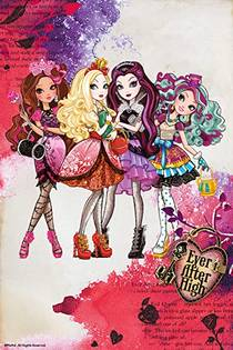 Picture of a TV show: Ever After High